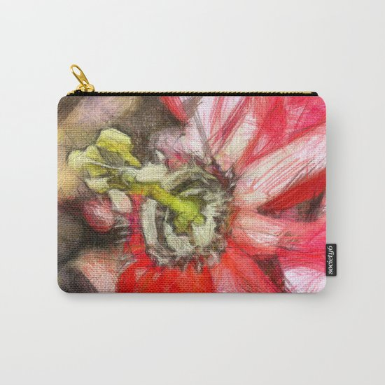 Popy variation 6th - pencil Carry-All Pouch