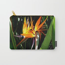 Birds in the Garden Carry-All Pouch