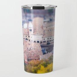 Miniature country San Marino Travel Mug