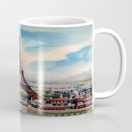 Vintage poster - Paris Coffee Mug