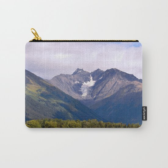 The Mountains Are Calling . . . III Carry-All Pouch