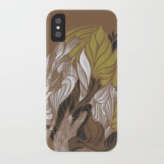 Watercolor 1 iPhone X Slim Case