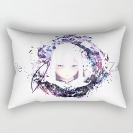 Emilia Best Girl Rectangular Pillow