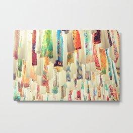 Material Ceiling   Metal Print