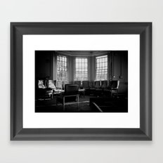 Group Therapy? Framed Art Print