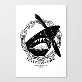 Fheen Warhawk  Canvas Print