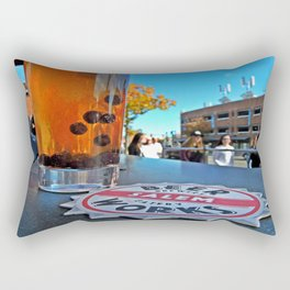 Best Brew in Witch City Rectangular Pillow