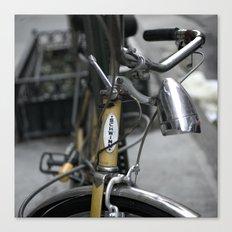 bikes 02 Canvas Print