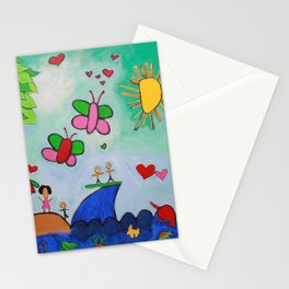 Reason to Smile IV Stationery Cards