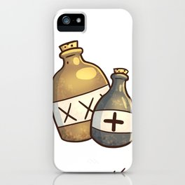 Grog + Serum iPhone Case