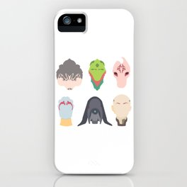 Choose Your Party No. 2 iPhone Case