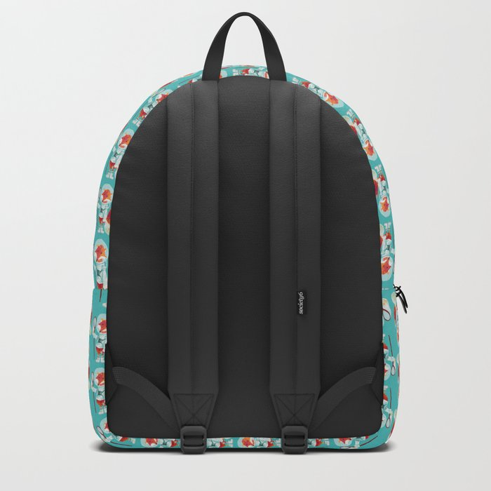 Catch the falling stars Backpack