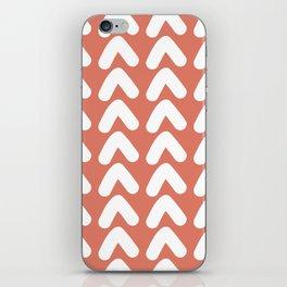 Zenith: Coral iPhone Skin