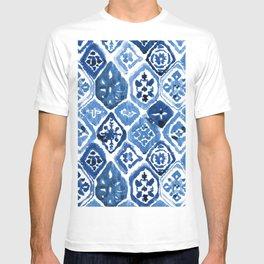 Arabesque tile art T-shirt