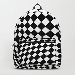 Tribute to Vasarely 10 Backpack