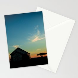 Galpin Church, Montana Prairie Stationery Cards