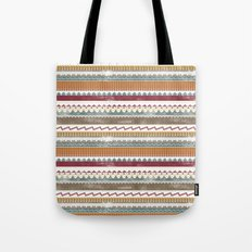 AZTEC STRIPES Tote Bag