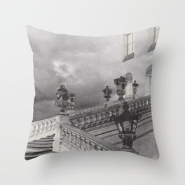 The Ascent Throw Pillow