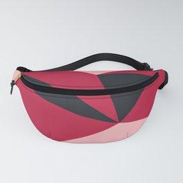 geometric design    Fanny Pack