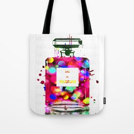 Eau de Parfum Bubbles Tote Bag