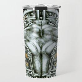 """Astrological Mechanism - Taurus"" Travel Mug"