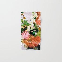 Floral Gift || Hand & Bath Towel