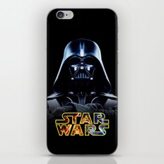 Hero Space iPhone & iPod Skin