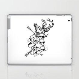 Fortis Fortuna Adiuvat Laptop & iPad Skin