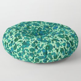 abstract 09 Floor Pillow