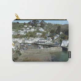 Polperro Harbour, Cornwall Carry-All Pouch