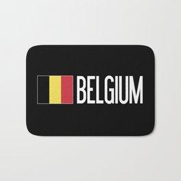 Belgium: Belgian Flag & Belgium Bath Mat