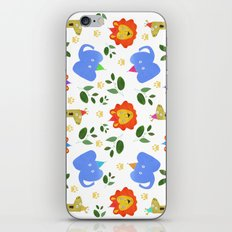 Happy Animals iPhone & iPod Skin