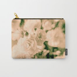 Romance and Ruffles beautiful flowers Carry-All Pouch