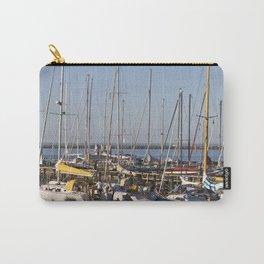 Sailboat Marina - Warnemünde - Baltic Sea Carry-All Pouch