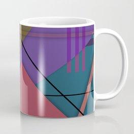 Abstract #413 Coffee Mug
