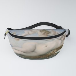 Alexandre Cabanel - The Birth of Venus (1863) Fanny Pack