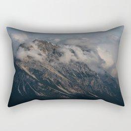 Postcards from Dolomites Rectangular Pillow