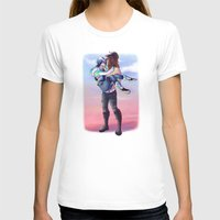 yaoi T-shirts featuring Mink & Aoba by mishybelle