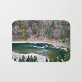 Kootenai River Bath Mat