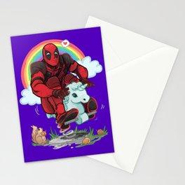 MAXIMUM EFFORT Stationery Cards