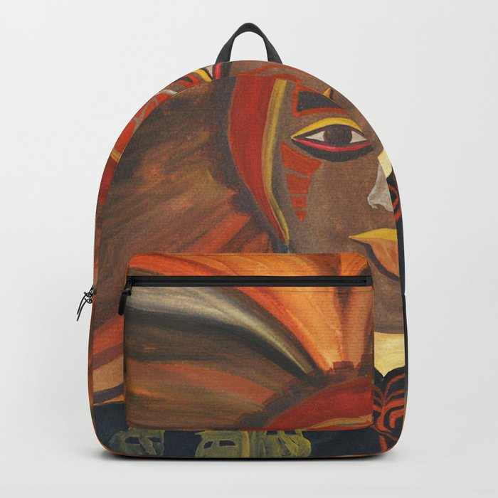 Track 10: Psychedelic dreams Backpack