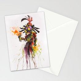 Skull Kid Stationery Cards