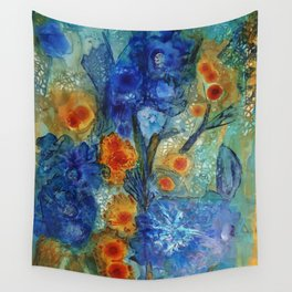 Over Bloom Wall Tapestry