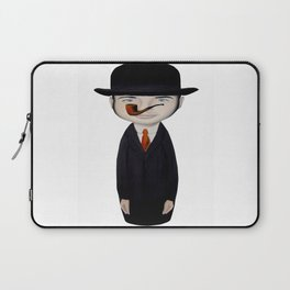 omaggio a Magritte Laptop Sleeve
