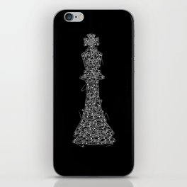 King Pin iPhone Skin