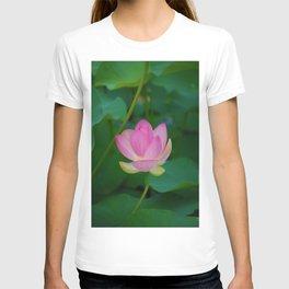 Lotus Blossom Flower 28 T-shirt