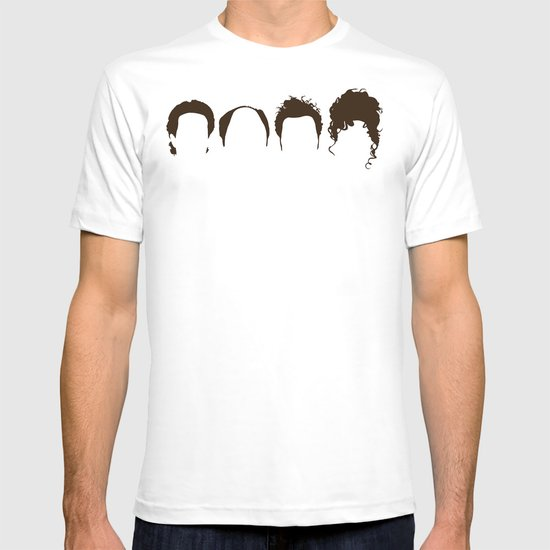Seinfeld Hair T-shirt