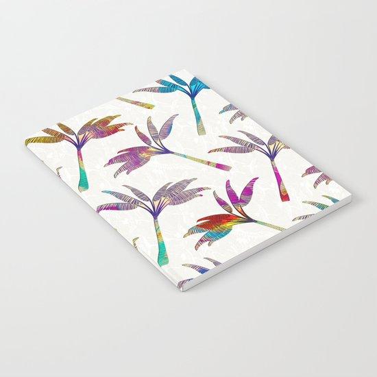 Palm Tree pattern Notebook