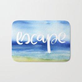 Escape [Collaboration with Jacqueline Maldonado] Bath Mat