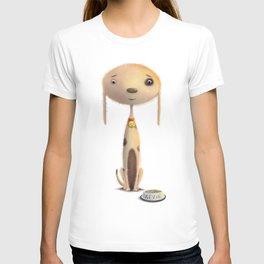 Good Doggie by dana alfonso T-shirt